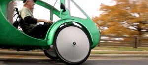 Веломобиль – компактное и безопасное транспортное средство