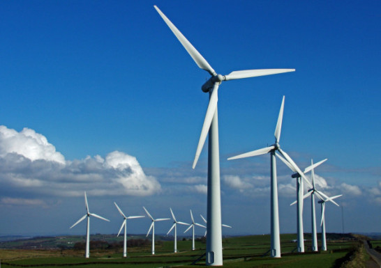 В 2015 году ветряные мельницы Дании выработали рекордное количество энергии