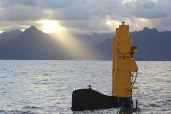 В США началось тестирование устройства для получения энергии из океанских волн