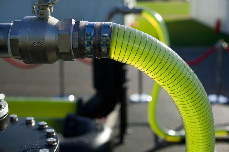 Китай запустил завод по переработке выхлопных газов в чистую энергию