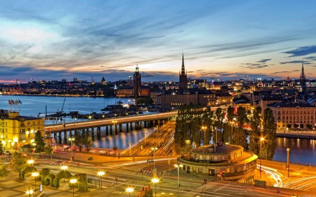 Швеция полностью откажется от ископаемых энергоносителей
