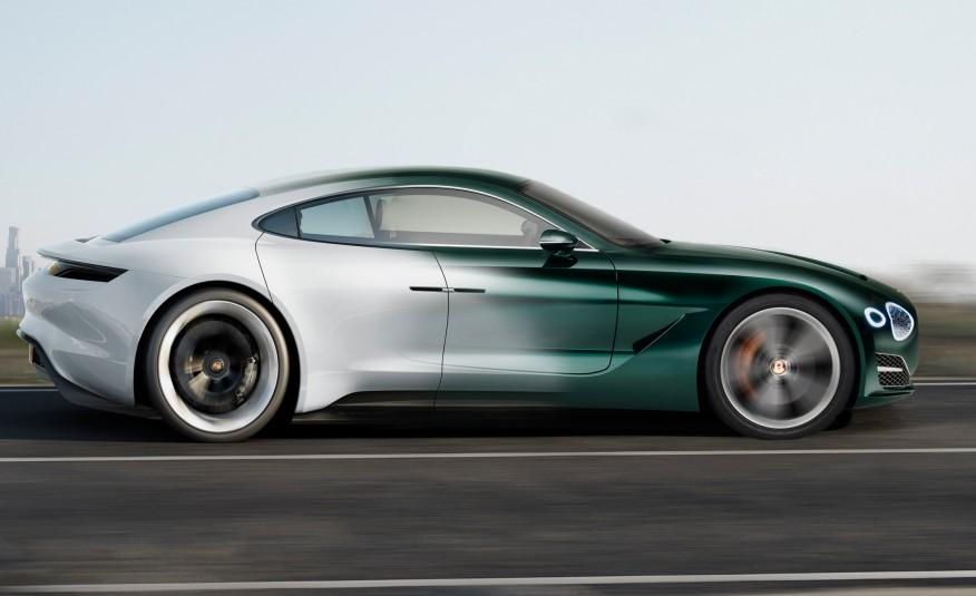 Porsche и Bentley будут использовать одну платформу для электрокаров