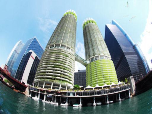 ВИЭ будут обеспечивать все общественные здания Чикаго