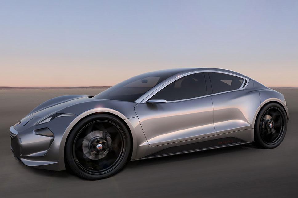 Fisker выпустит электромобиль с запасом хода более 600 км