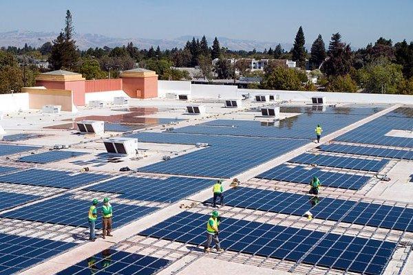 В 2017 году стоимость солнечной энергии упадет ниже 2 центов/кВт-ч