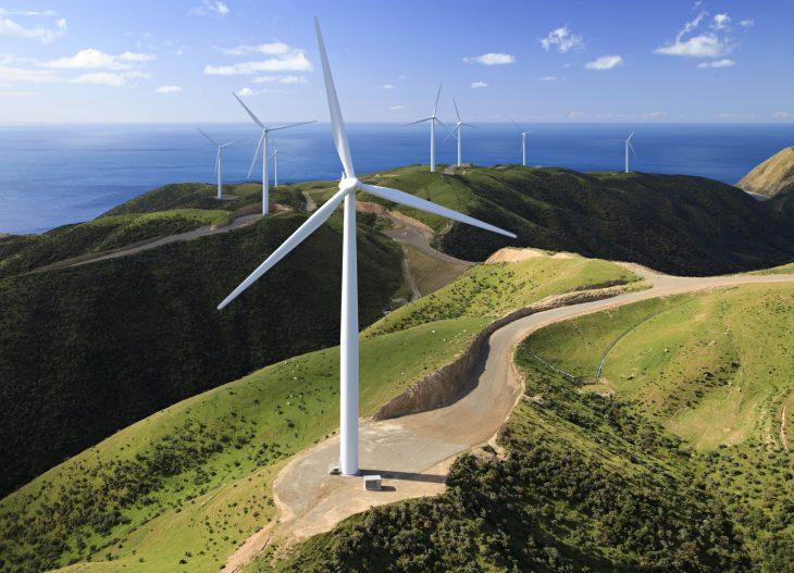 Германия достигла рекордной генерации «зеленой» энергии