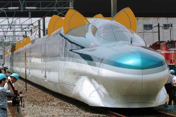 Японцы перевели железнодорожную станцию на водородное топливо