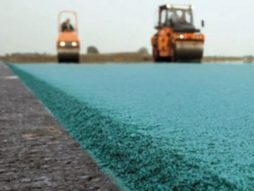 В Шотландии разработали дорожное покрытие из пластика