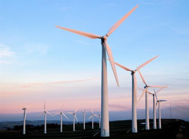 Села станут новой точкой развития ветроэнергетики США