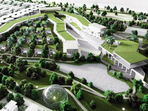 Как экоустойчивая архитектура создает новое качество городской среды?