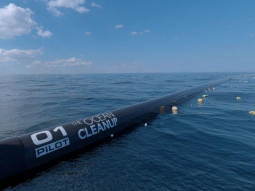 Нидерландский стартап начнет очистку океана от мусора в 2018 году