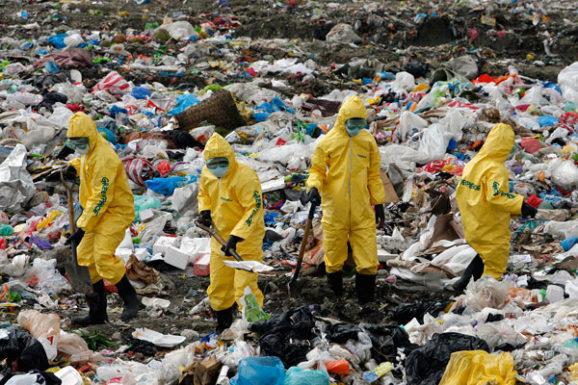 Одесса: мусор начнут хранить под землей и генерировать из него электричество