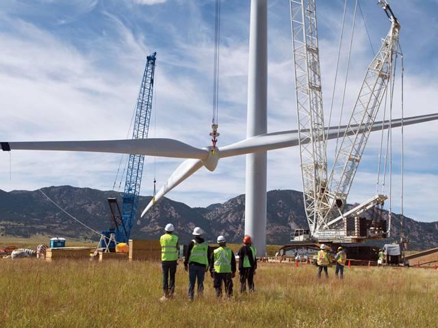 В 2019 году под Мурманском появится ветропарк стоимостью 330 млн долларов