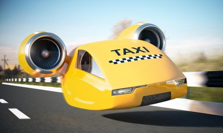 Uber запустит летающие такси в 2020 году