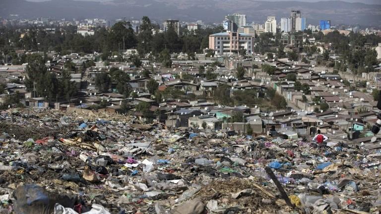 В Эфиопии горы мусора станут источником энергии