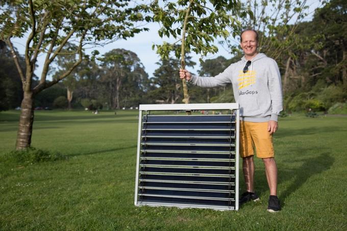 Солнечные жалюзи SolarGaps выйдут в массовое производство