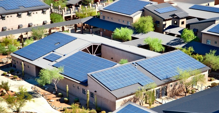 Солнечная крыша Forward Labs на 33% дешевле, чем Tesla
