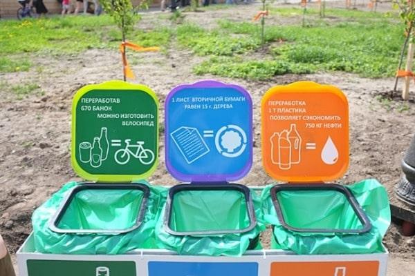 Рязанская область перейдет на раздельный сбор мусора с 2019 года