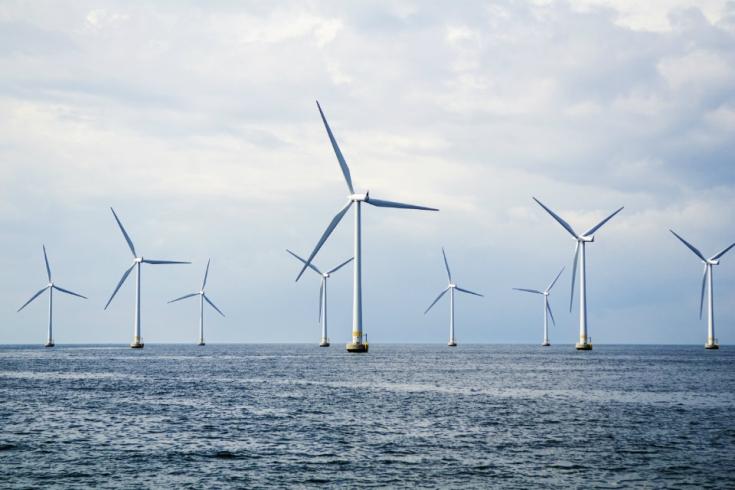 Дания, Бельгия и Германия установят в Северном море 60 ГВт новых ветряных мощностей