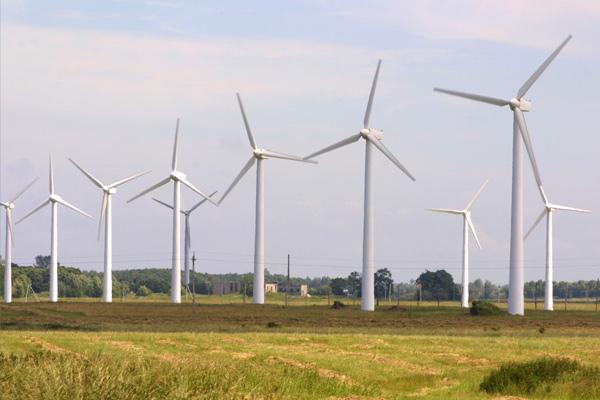 В США построят крупнейший ветропарк мощностью 2 ГВт