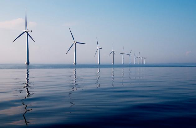 У берегов Эстонии построят первую оффшорную ветростанцию