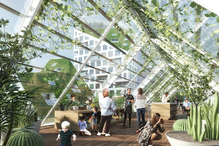 В Нидерландах построят район на солнечной энергии