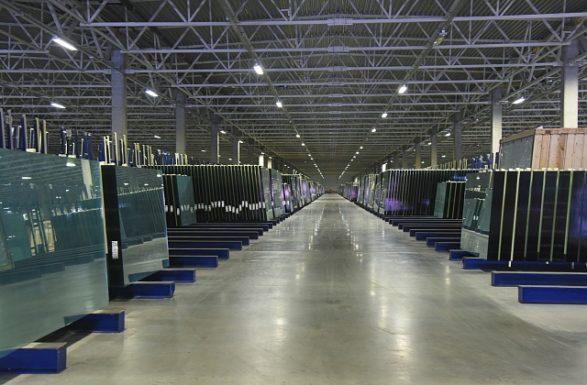 Саратовский стекольный завод начнет производство энергосберегающего стекла