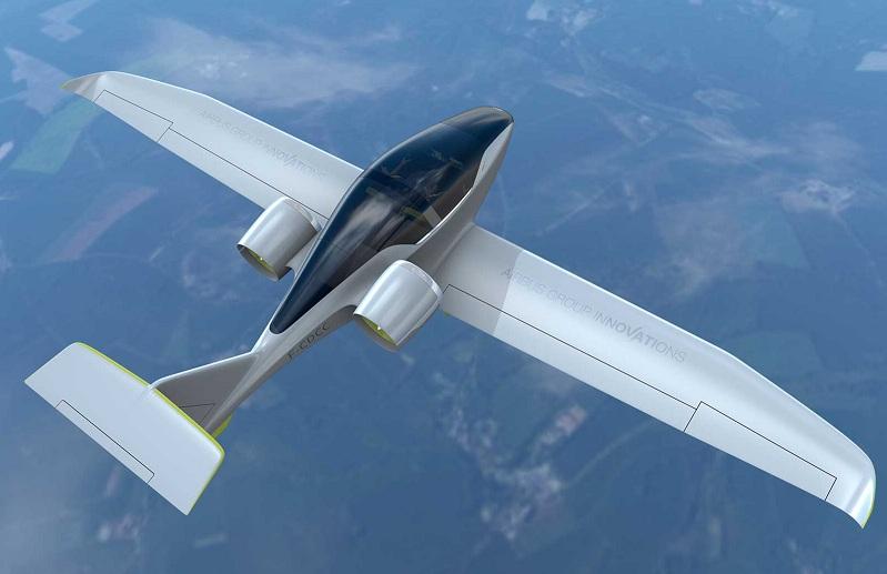 Электрические самолеты появятся не ранее, чем через 15-20 лет