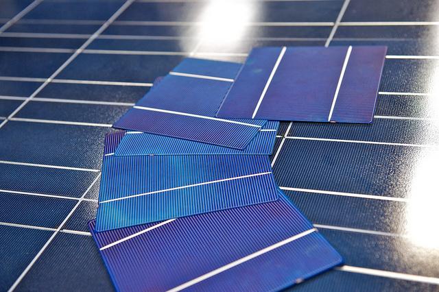 Ученые нашли способ повышения эффективности солнечных батарей