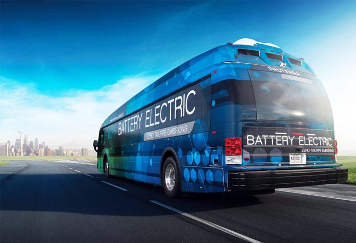 Электроавтобус поставил рекорд