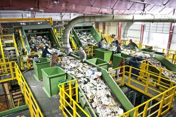 В Подмосковье будет выстроено 13 комплексов для улучшения переработки отходов