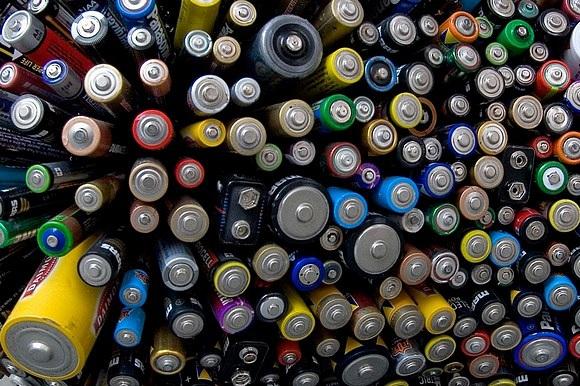 В Беларуси начали перерабатывать батарейки