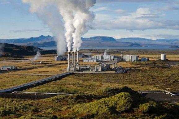 Китай развивает геотермальную энергетику