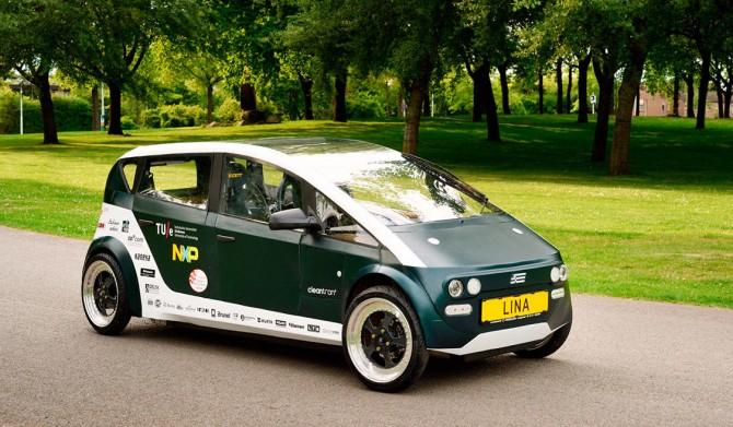 В Нидерландах создали полностью перерабатываемый электромобиль