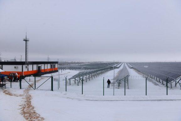Строительство двух электростанций начнется в Оренбургской области в феврале