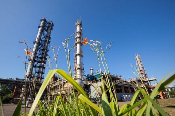 «Газпром» снижает экологический след