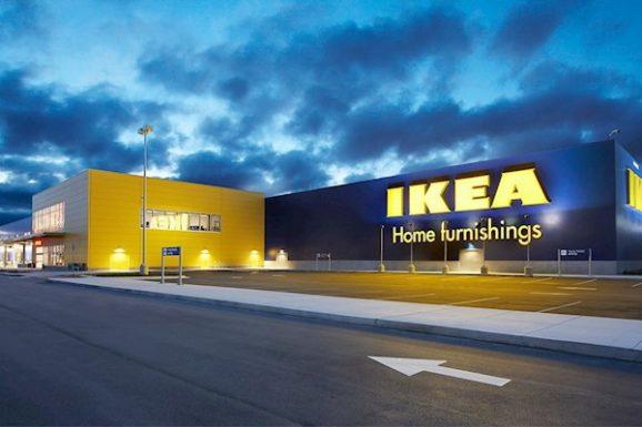 Первая российская IKEA сертифицировалась по BREEAM