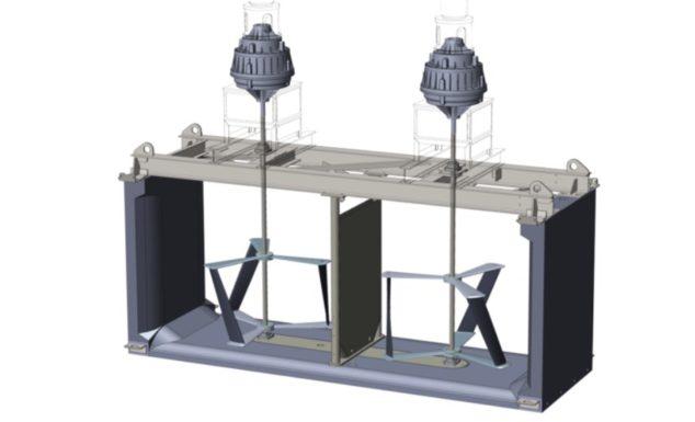 ГЭС для малопроточных водоёмов – мини-электростанция «plug and play» от Emrgy