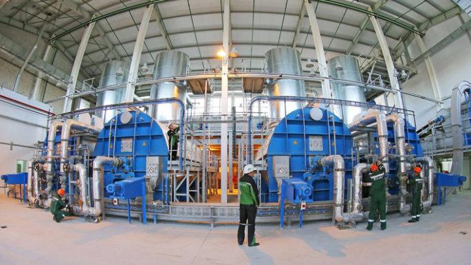 На лесохозяйственном предприятии в Тюменской области запустят производство биотоплива