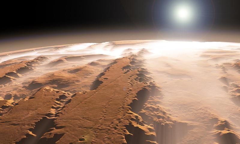 Марсианские «пчелы»: NASA выбрало проекты, опережающие время
