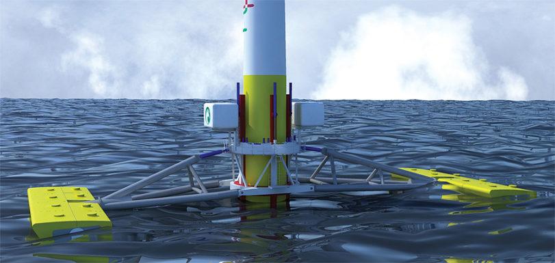 Эффективный способ концентрации энергии океанских волн придуман китайскими учёными