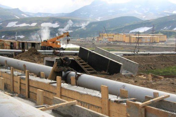 Для Мутновской ГеоЭС пробурят новую эксплуатационную скважину