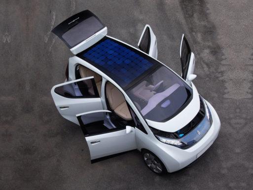 Солнечную крышу для электромобилей выпустит Hyundai и Kia