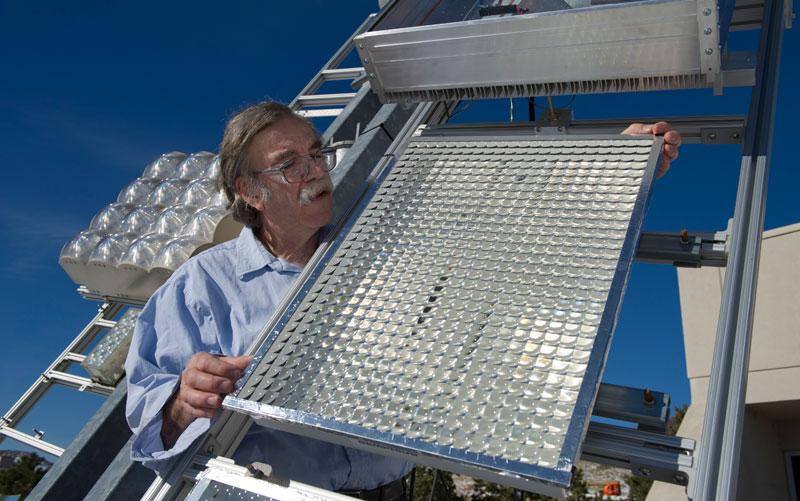 Фотоэлектрические концентраторы поставили новый рекорд эффективности