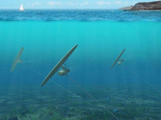 Подводные «самолеты» будут генерировать электричество из энергии морских течений