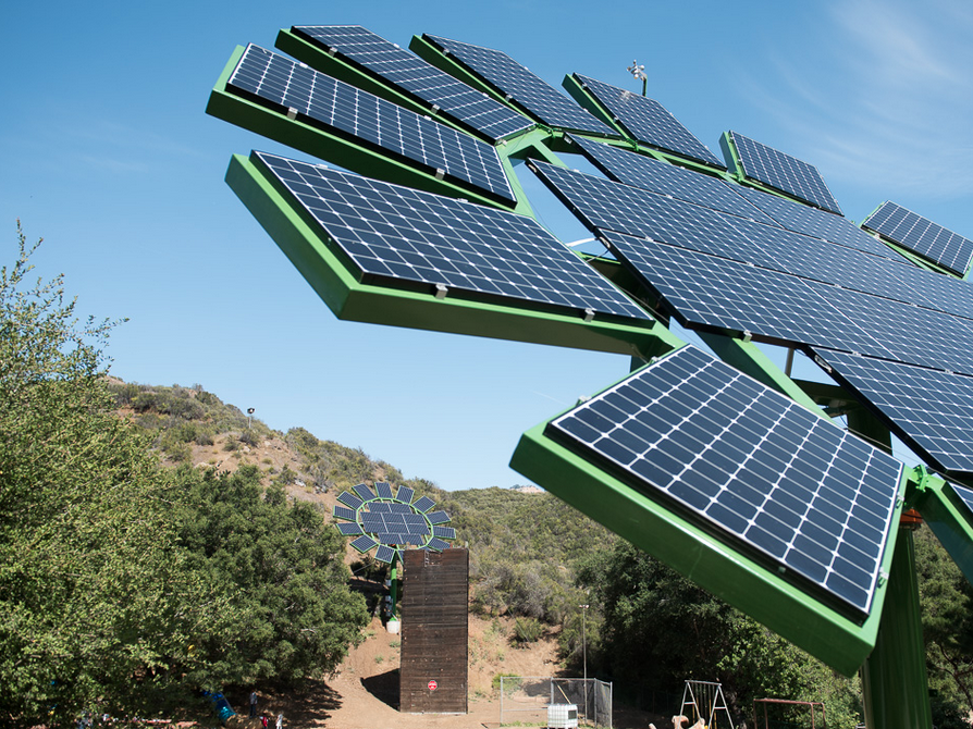 Солнечные панели и ветрогенераторы могут привести к нехватке редких металлов