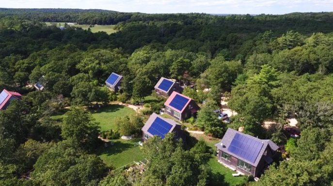 Принято: «солнечным» домом станет каждая калифорнийская новостройка
