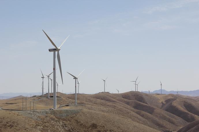 "ВЭС на 67 турбин мощностью 250 МВт: NBT, Total и ЕБРР построят ""Сиваш"" на Херсонщине"