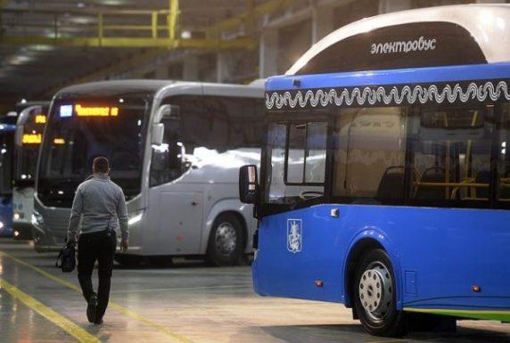 КАМАЗ поставит Москве 100 электробусов и 36 зарядных станций