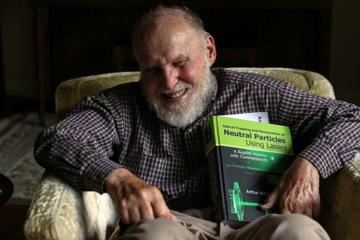Дешевая солнечная технология изобретателя Артура Эшкина «спасет мир»
